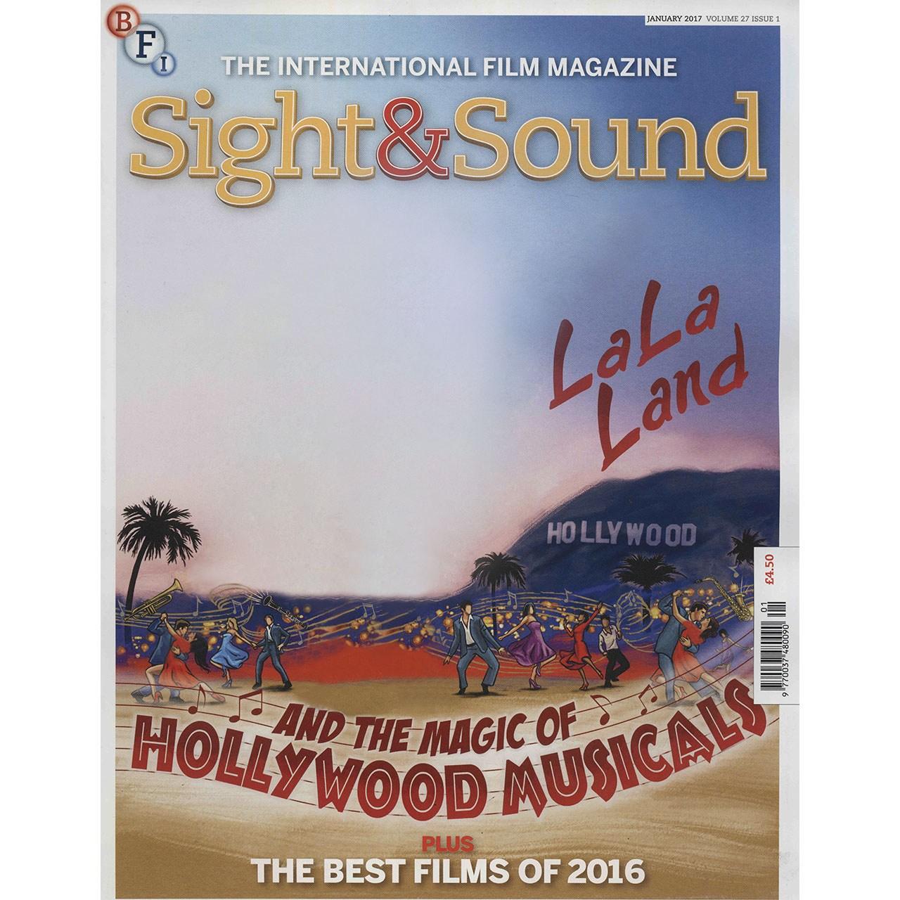 مجله Sight & Sound - ژانویه 2017