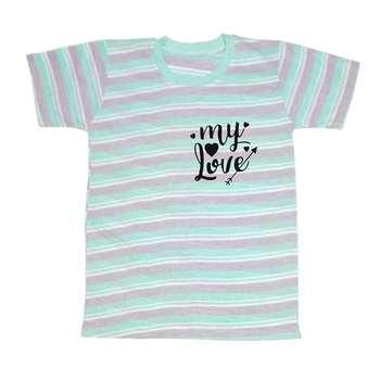 تی شرت دخترانه کد 555SBB