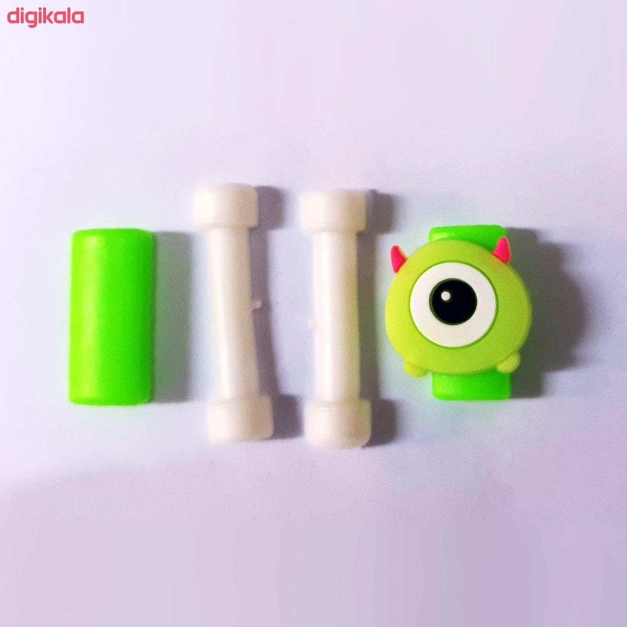 محافظ کابل مدل MonsterE02 بسته 2 عددی main 1 1