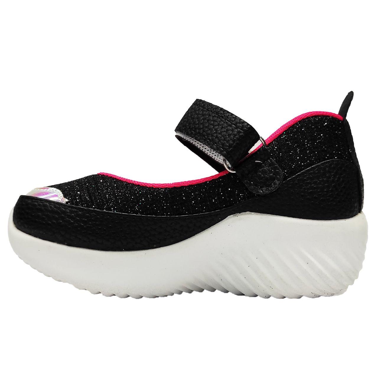 کفش پیاده روی دخترانه مدل Si-0029-DBk