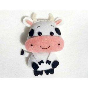 عروسک طرح گاو