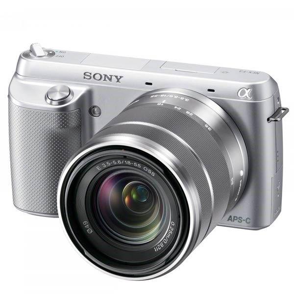 دوربین دیجیتال سونی آلفا-ان ایی ایکس اف 3