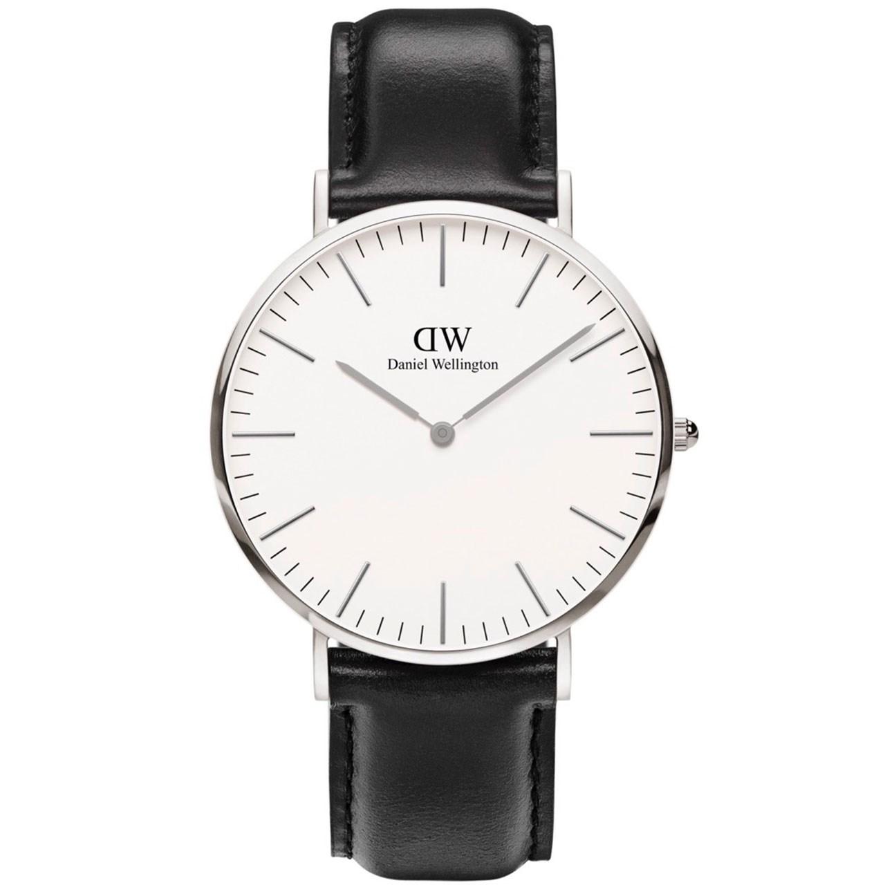 ساعت مچی عقربه ای مردانه دنیل ولینگتون مدل DW00100020