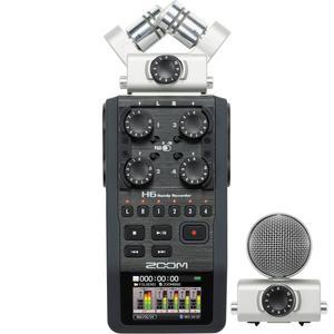 ضبط کننده حرفه ای صدا زوم مدل H6