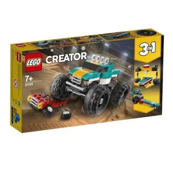 لگو سری Creator مدل 31101 Monster Truck