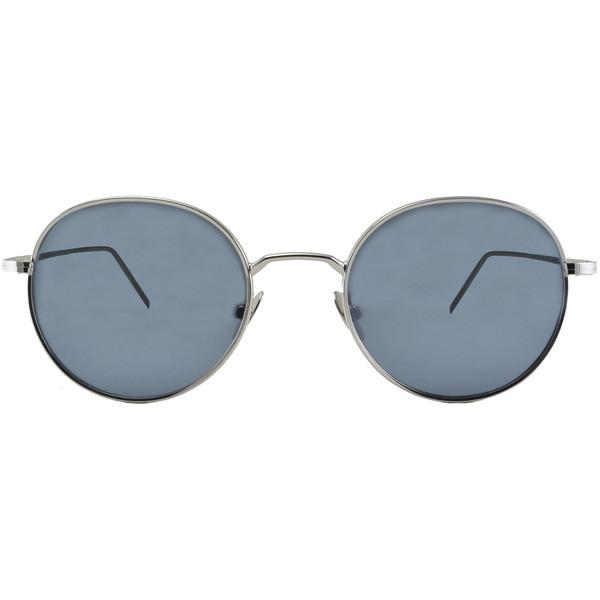 عینک آفتابی Nik03 سری نقره مدل Nk1116 Spl