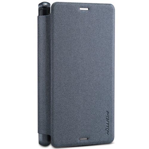 کیف کلاسوری نیلکین مدل New Leather Sparkle مناسب برای گوشی سونی Xperia Z3 Compact