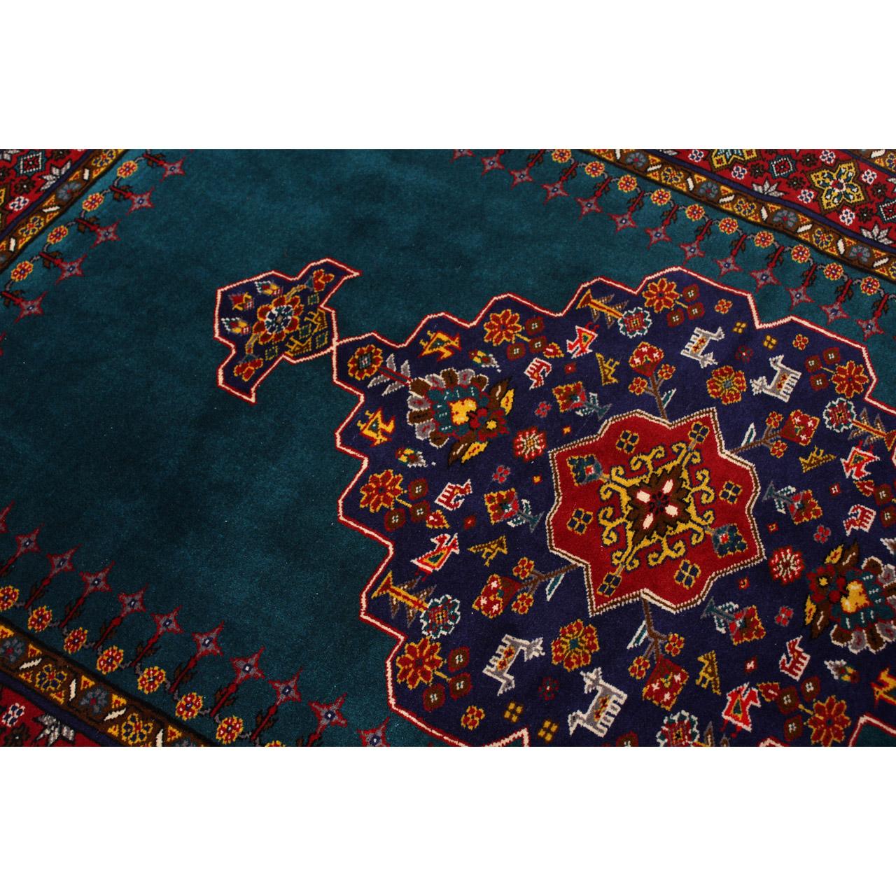 فرش دستباف سه متری کد 36101
