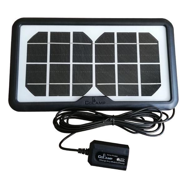 پنل خورشیدی سی سی لمپ مدل CL-650 ظرفیت 4 وات