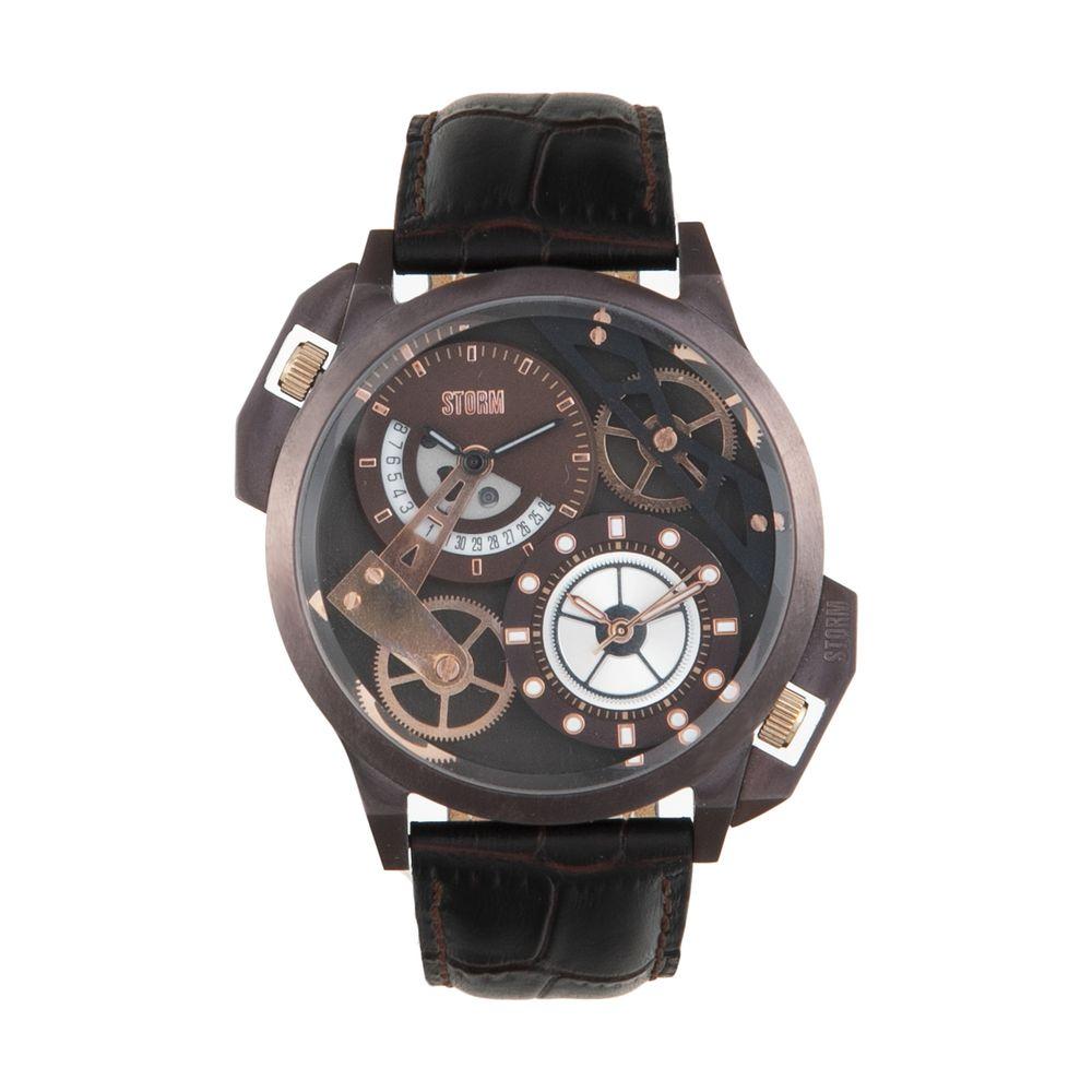 ساعت مچی عقربه ای مردانه استورم مدل ST 47147-BR