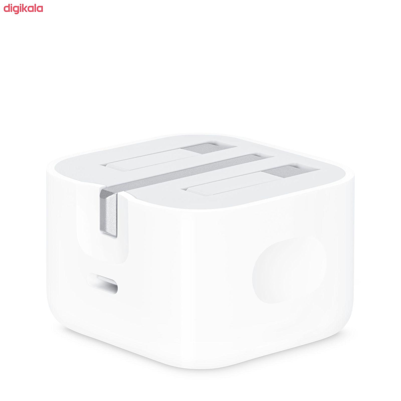 شارژر دیواری اپل مدل 20 وات main 1 2
