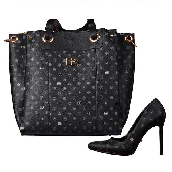 ست کیف و کفش زنانه تین بانی کد TB01