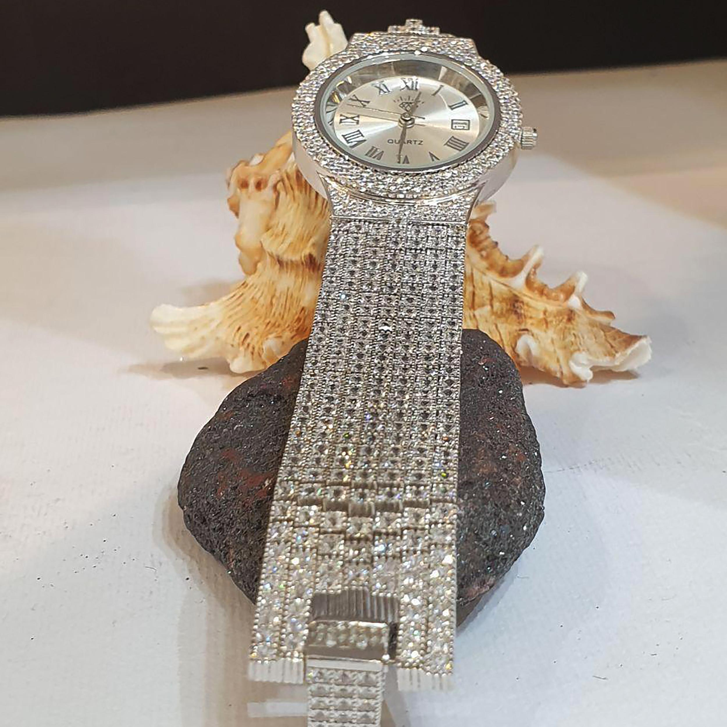 خرید و قیمت                      ساعت مچی  نقره زنانه کد 002