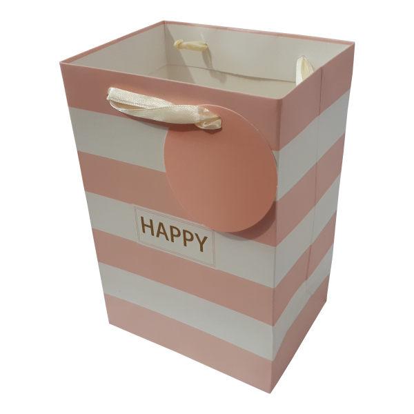 پاکت هدیه مدل HAPPY کد G639