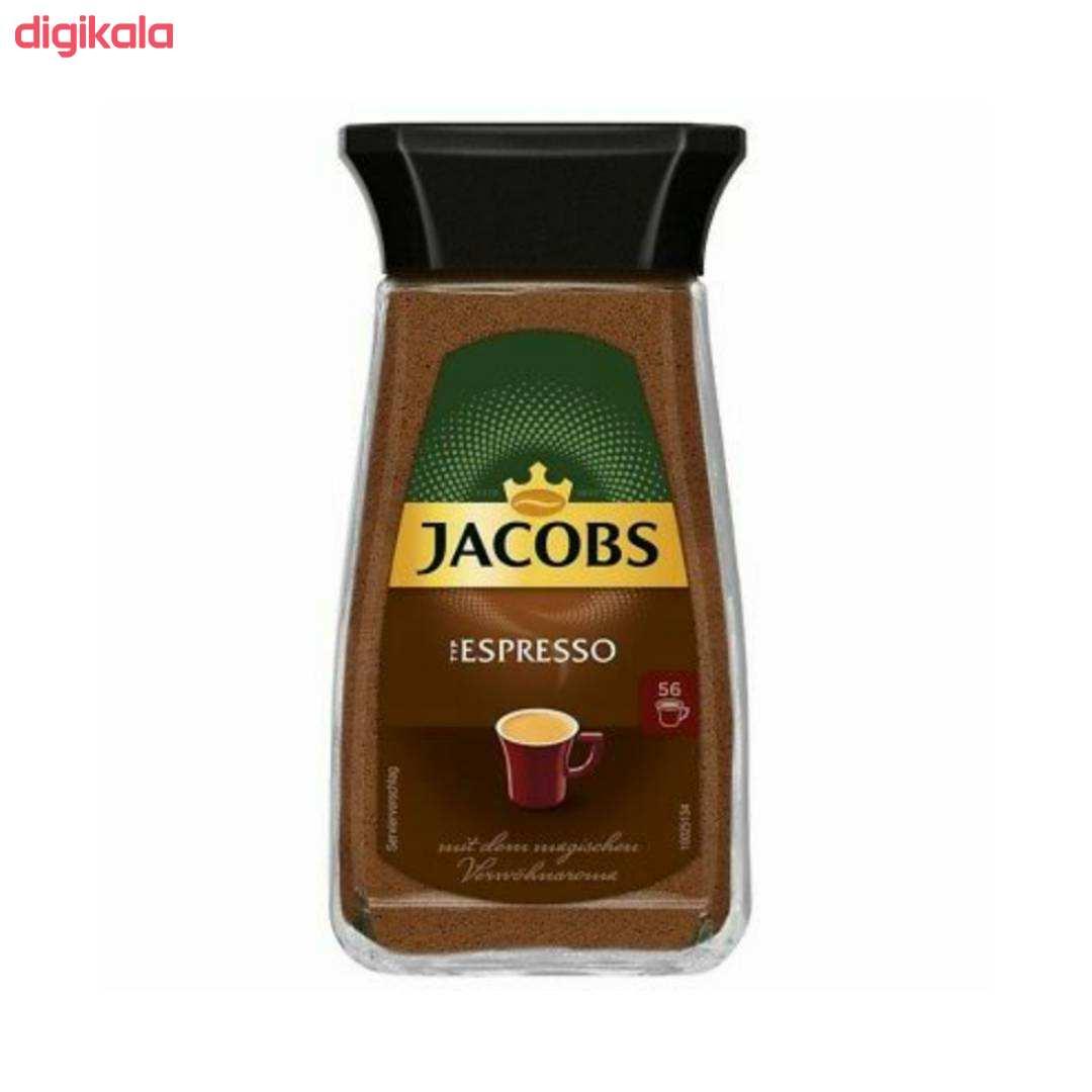 اسپرسو فوری جاکوبز - ۱۰۰ گرم main 1 1