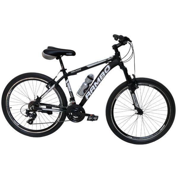 دوچرخه کوهستان رامبو مدل TESLA400 سایز 26