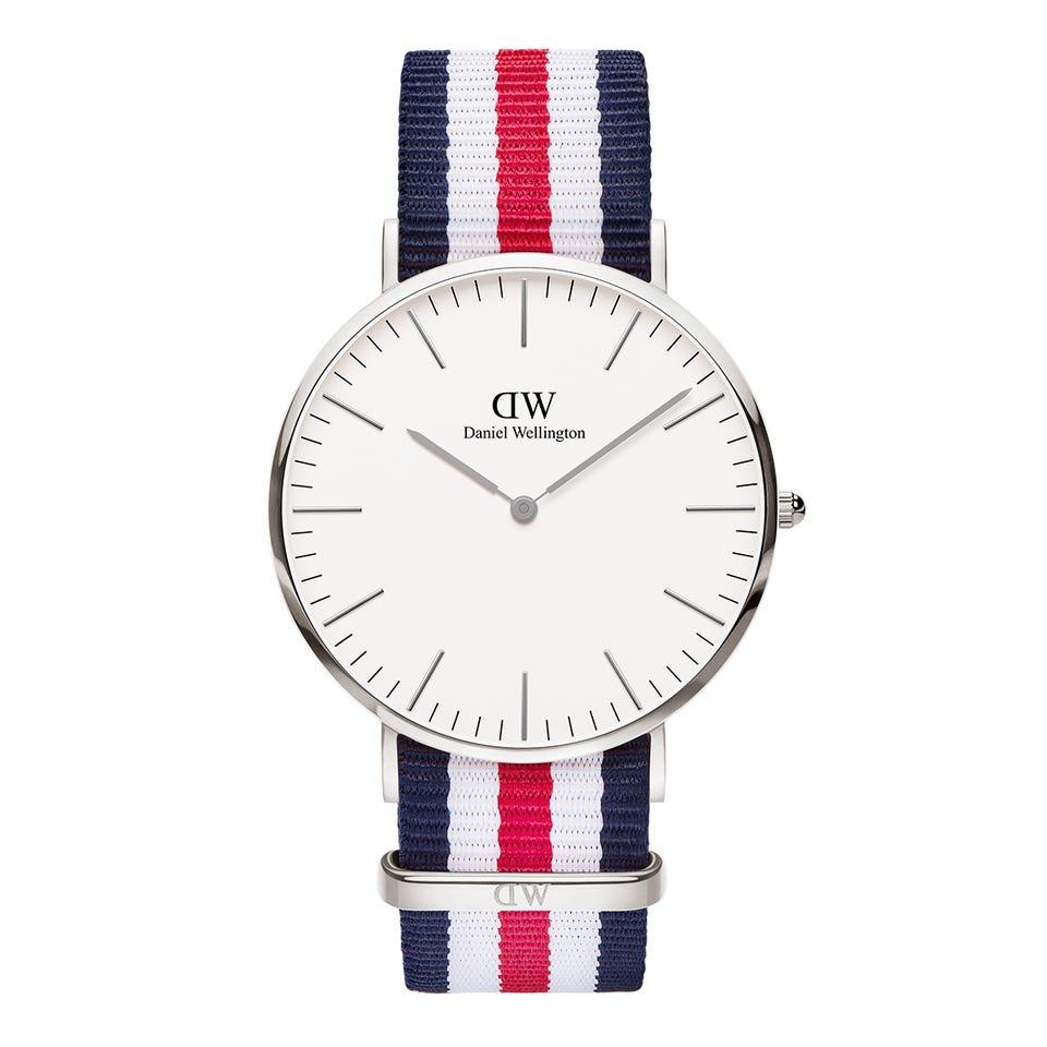 ساعت مچی عقربه ای مردانه دنیل ولینگتون کد DW48              خرید (⭐️⭐️⭐️)