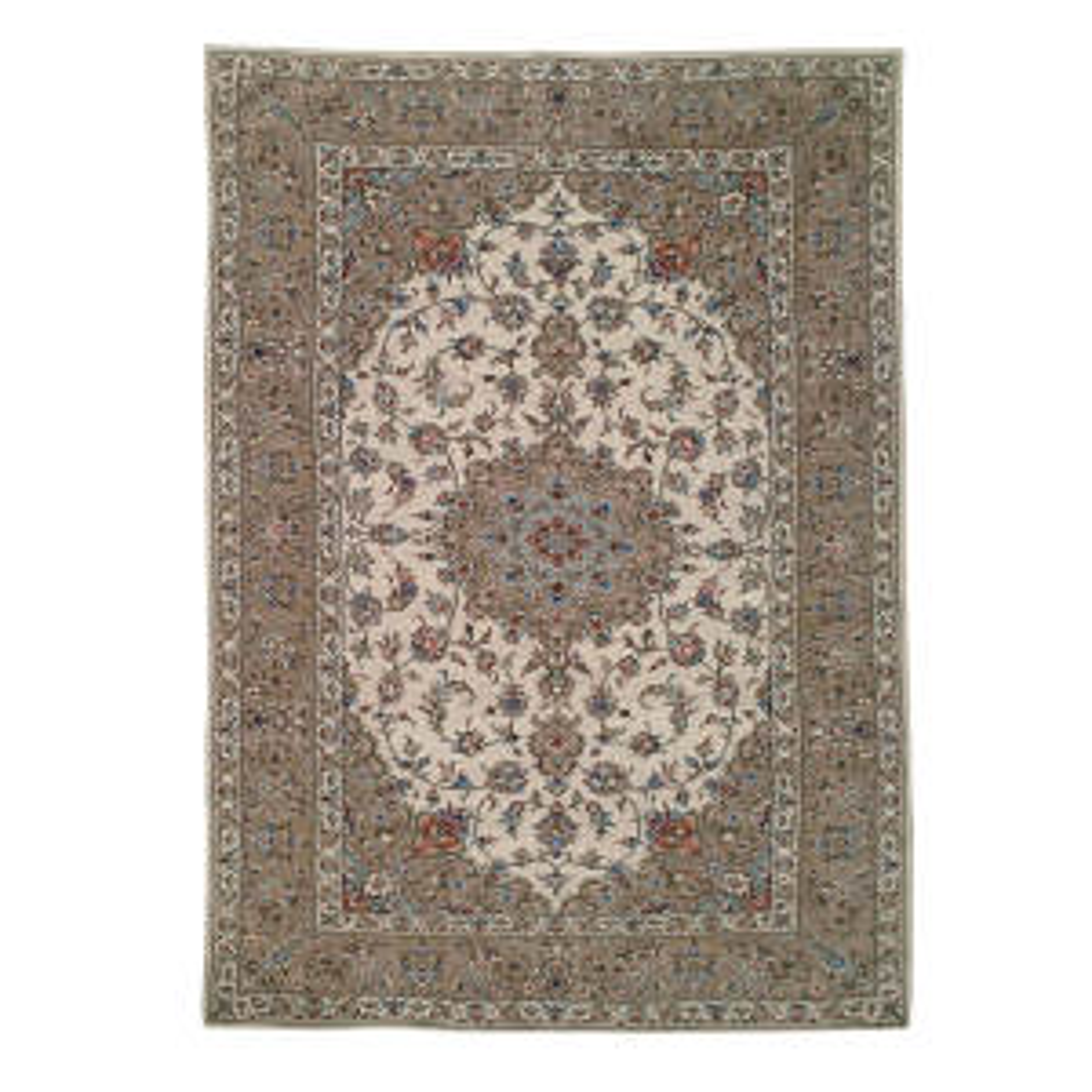 فرش دستبافت پنج و نیم متری کد شش-6 یک جفت