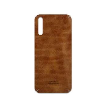 برچسب پوششی ماهوت مدل Buffalo-Leather مناسب برای گوشی موبایل هوآوی Y8p