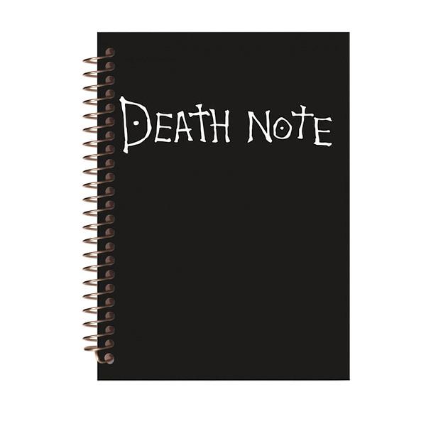 دفتر زبان مشایخ طرح انیمه Death Note کد L14