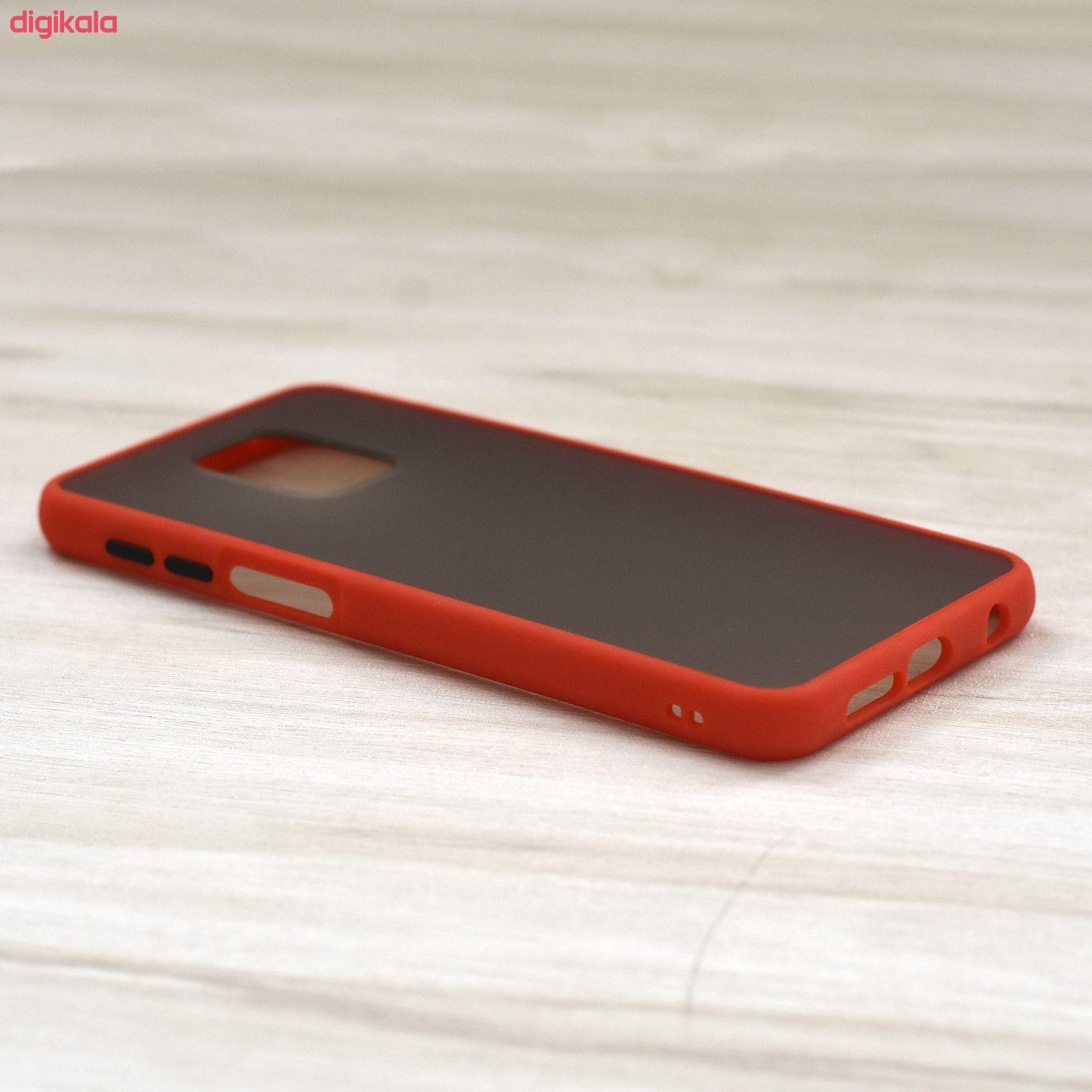 کاور مدل Slico01 مناسب برای گوشی موبایل شیائومی Redmi Note 9S / 9 Pro main 1 9