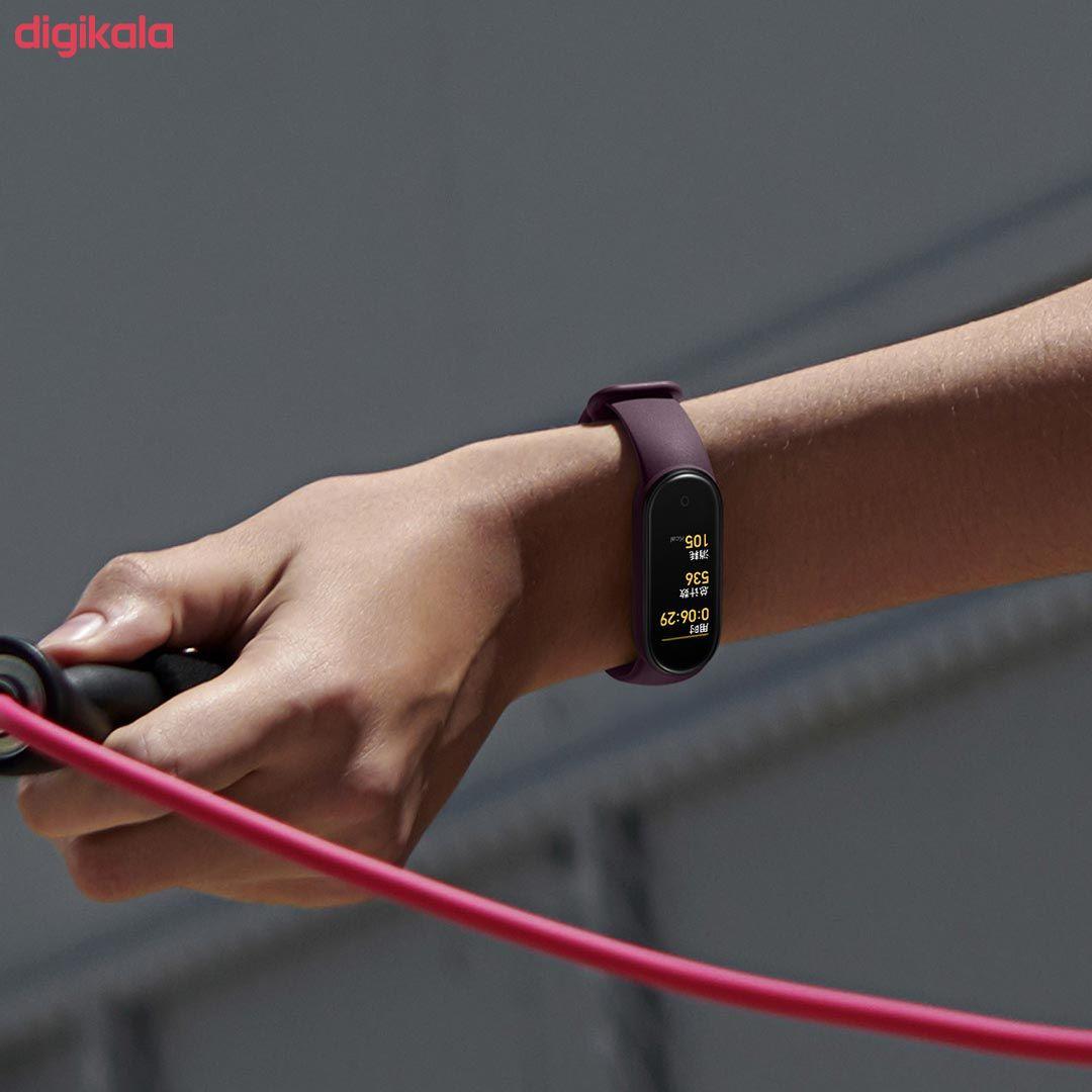 مچ بند هوشمند شیائومی مدل Mi Band 5 Global Version main 1 18