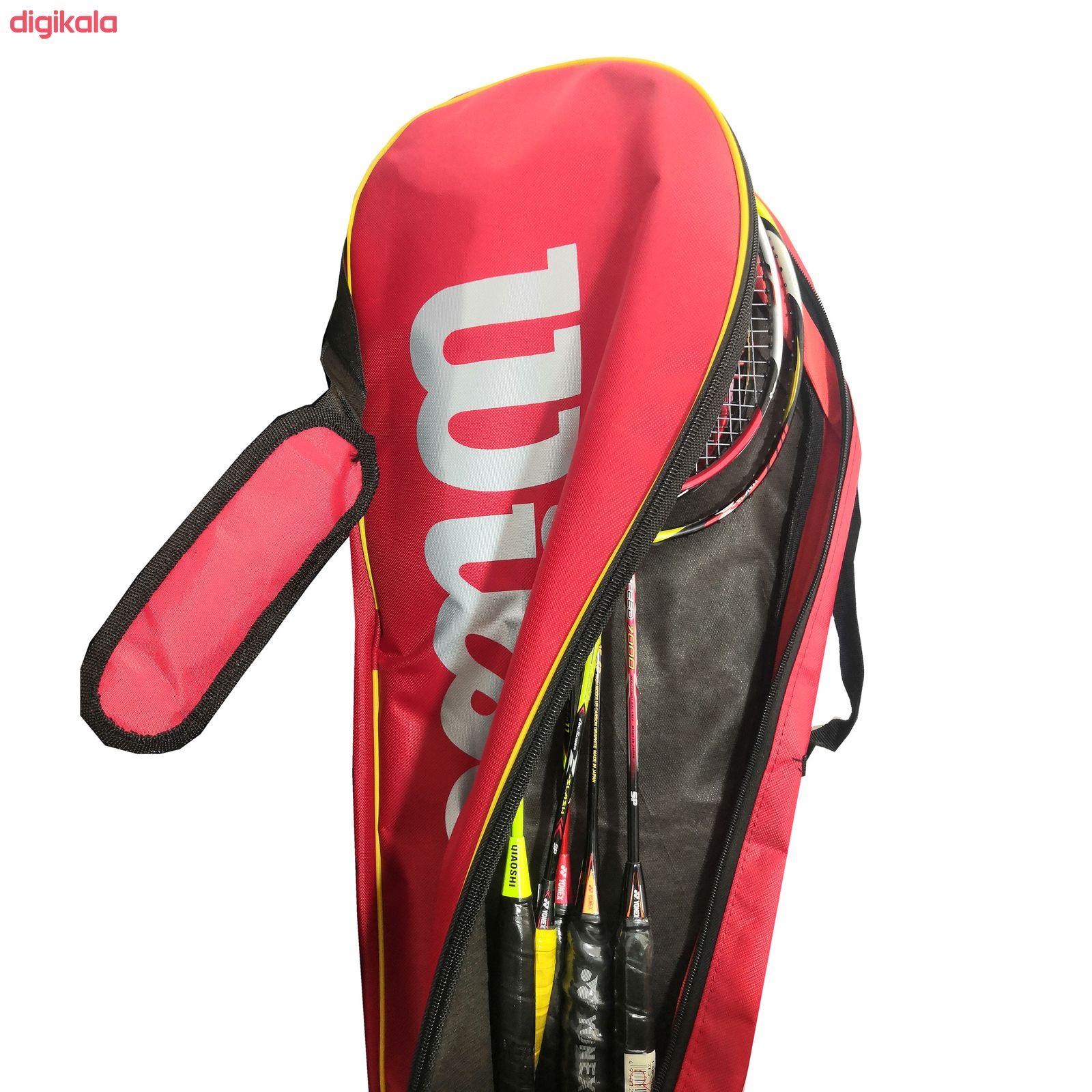 کیف راکت تنیس ویلسون مدل وندیا main 1 8