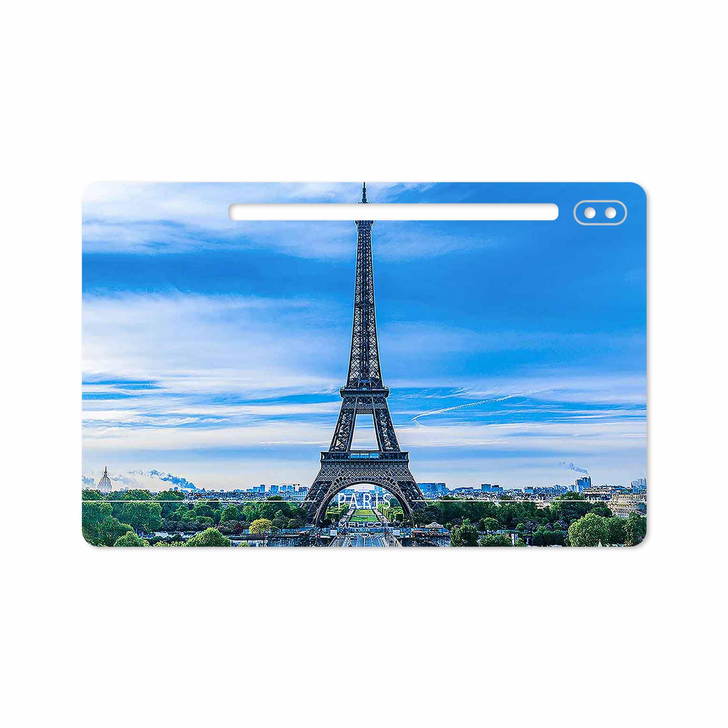 بررسی و خرید [با تخفیف]                                     برچسب پوششی ماهوت مدل Paris City مناسب برای تبلت سامسونگ Galaxy Tab S6 2019 SM-T860                             اورجینال
