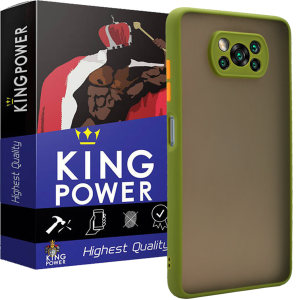 کاور کینگ پاور مدل M22 مناسب برای گوشی موبایل شیائومی Poco X3 NFC