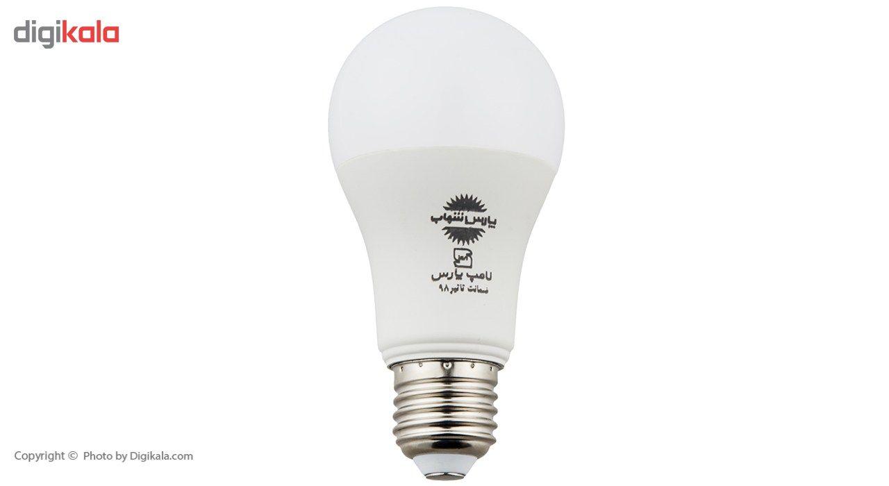 لامپ اس ام دی 15 وات پارس شهاب پایه E27 main 1 1