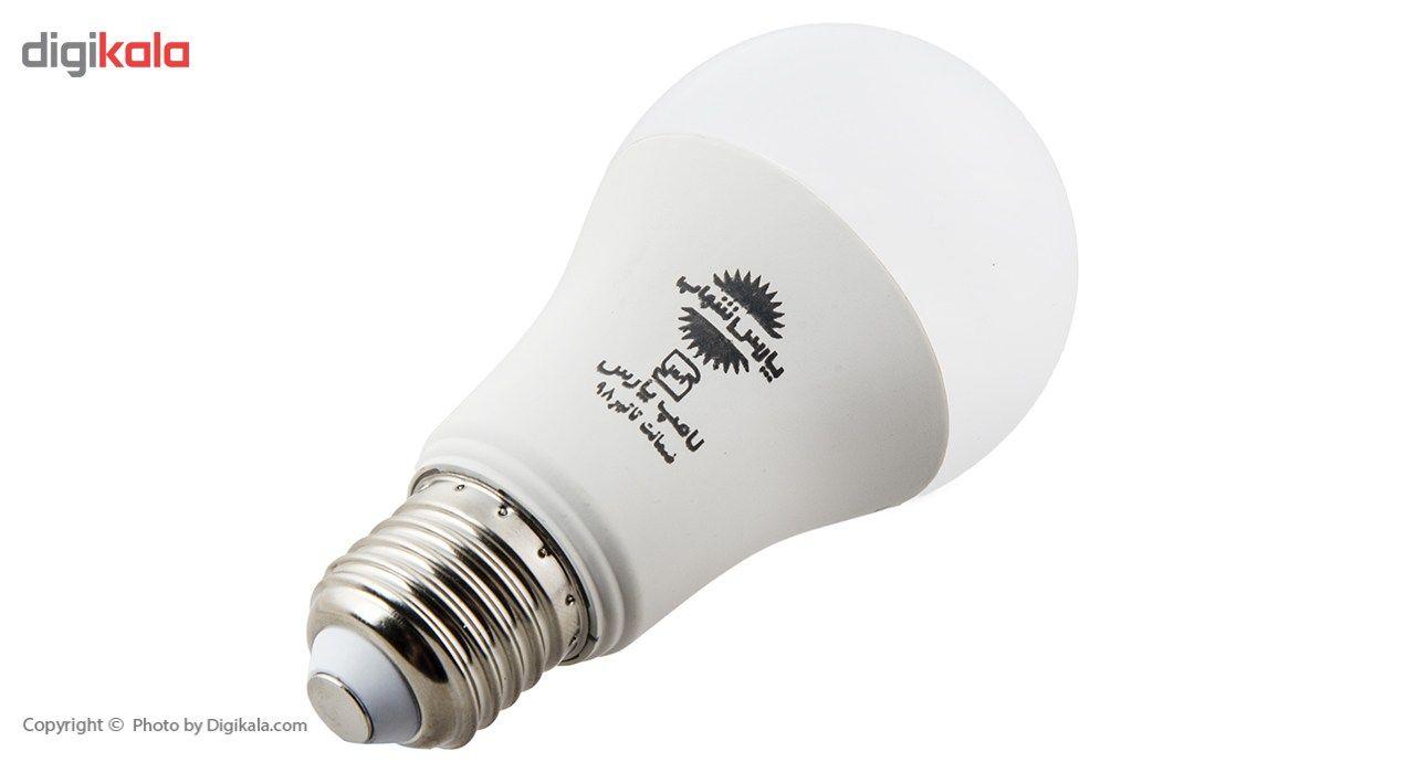 لامپ اس ام دی 15 وات پارس شهاب پایه E27 main 1 2