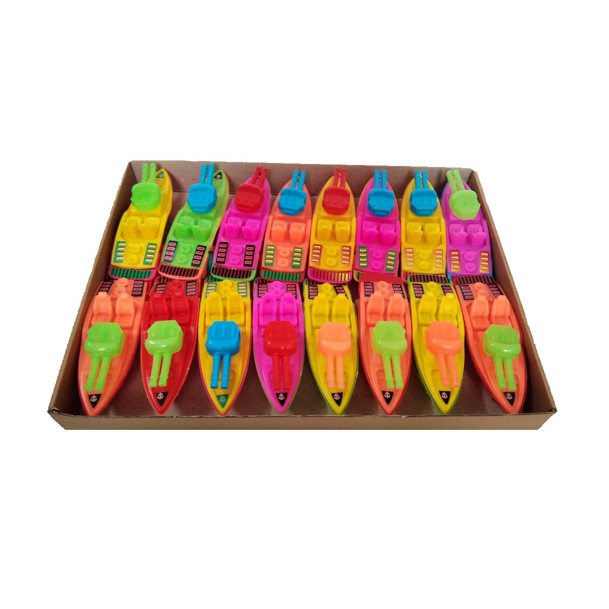 قایق بازی مدل GH16 بسته 16 عددی