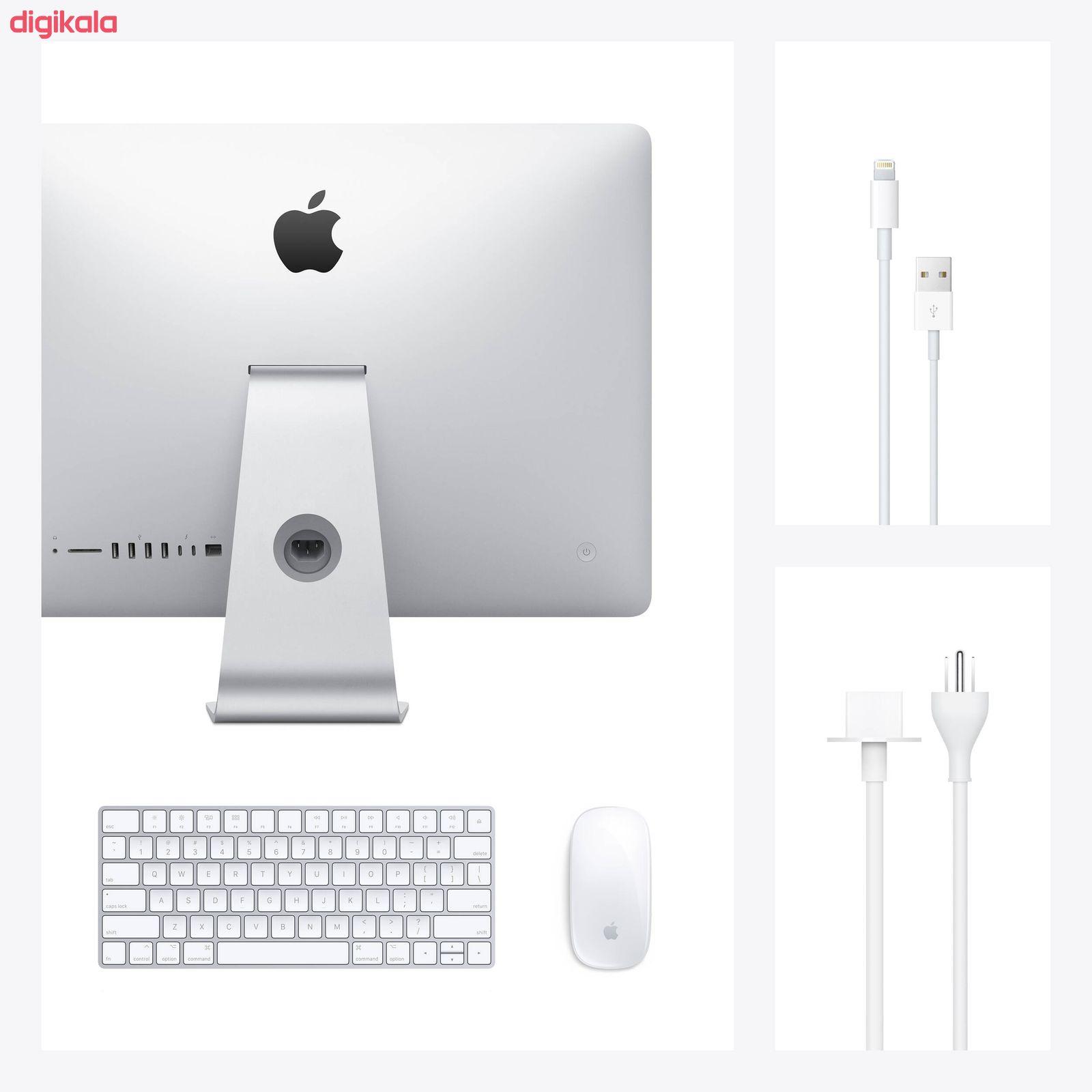 کامپیوتر همه کاره 27 اینچی اپل مدل iMac MXWU2 2020 با صفحه نمایش رتینا 5K  main 1 4