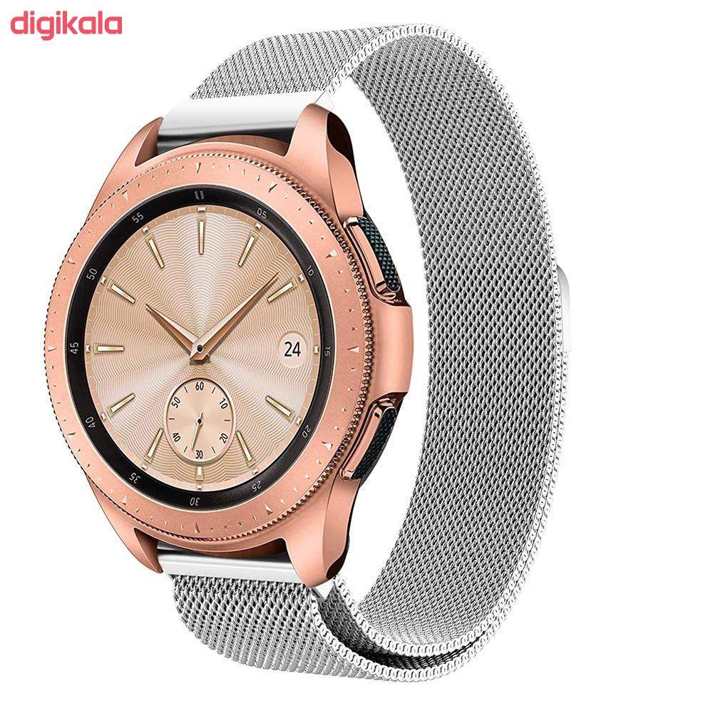 بند مدل milanese مناسب ساعت هوشمند سامسونگ Galaxy Watch 46mm main 1 1