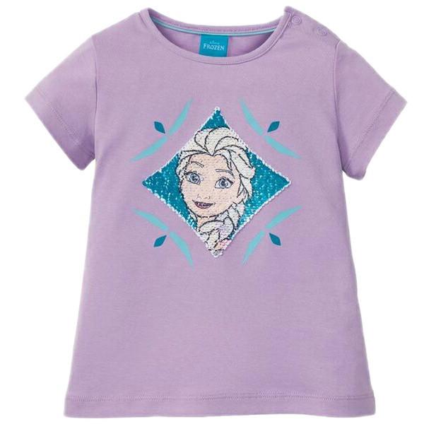 تی شرت دخترانه دیزنی مدل IAN-329381