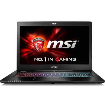 لپ تاپ 17 اینچی ام اس آی مدل GS72 6QE Stealth Pro | MSI GS72 6QE Stealth Pro - A - 17 inch Laptop