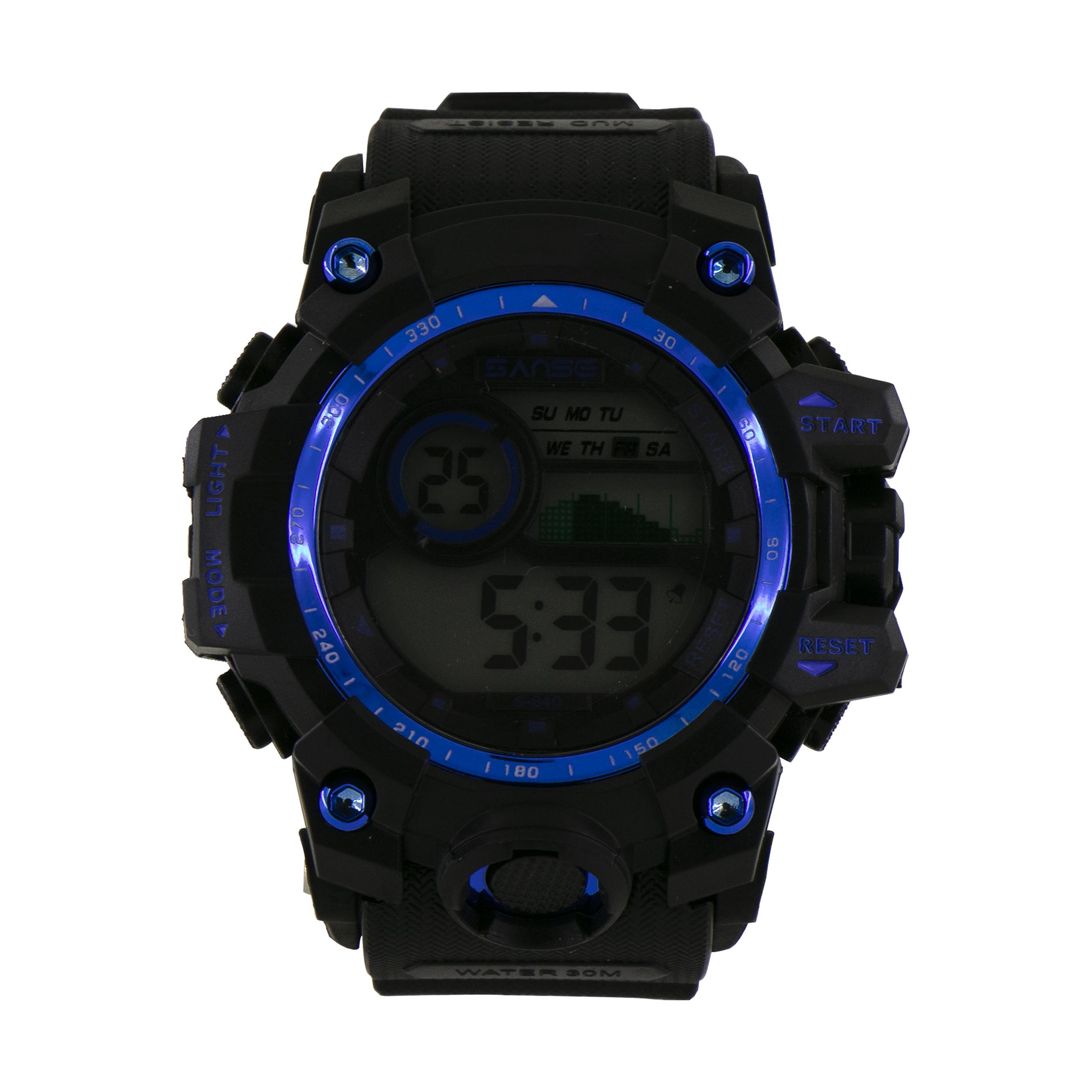 ساعت مچی دیجیتال مردانه کد x60             قیمت