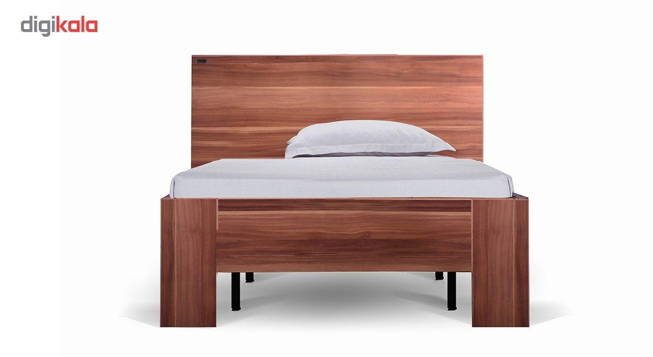 تخت خواب یک نفره تولیکا مدل Arsham کد 4005 main 1 3