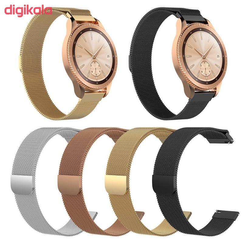 بند مدل milanese مناسب ساعت هوشمند سامسونگ Galaxy Watch 46mm main 1 7