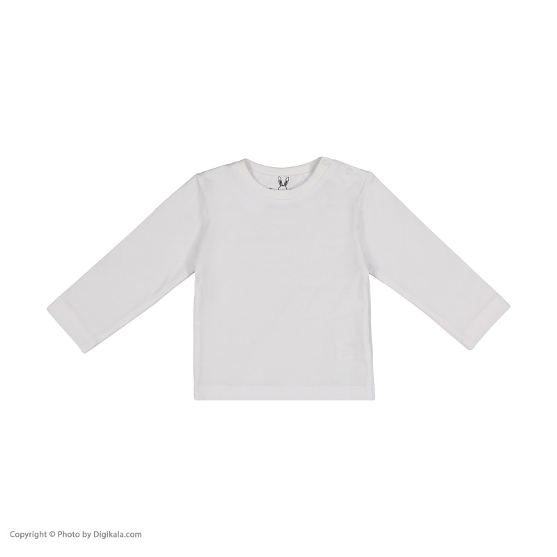 ست تی شرت و سرهمی نوزادی تودوک مدل 2151128-23