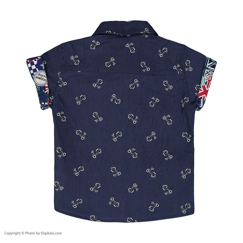 پیراهن پسرانه تودوک مدل 2151225-59