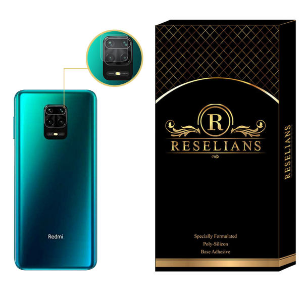 محافظ لنز دوربین رزلیانس مدل RLP مناسب برای گوشی موبایل شیائومی Redmi Note 9S
