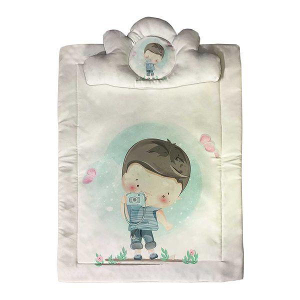 زیرانداز تعویض نوزاد شمسه نگار مدل 0042