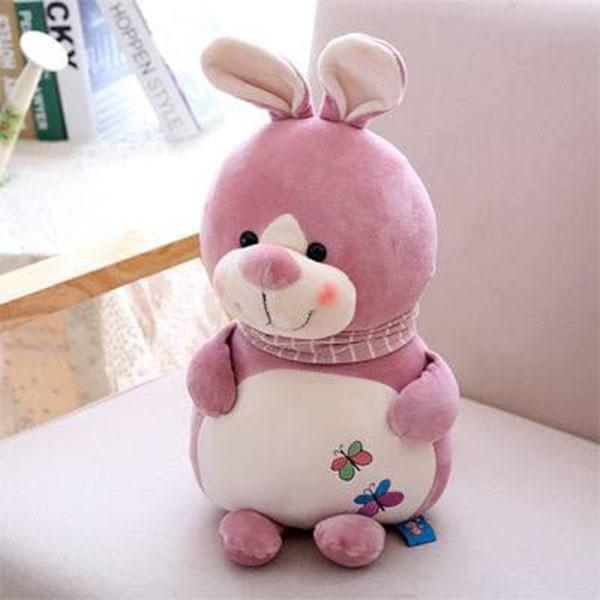 عروسک اچ دبلیو دی طرح خرگوش ارتفاع 45 سانتی متر