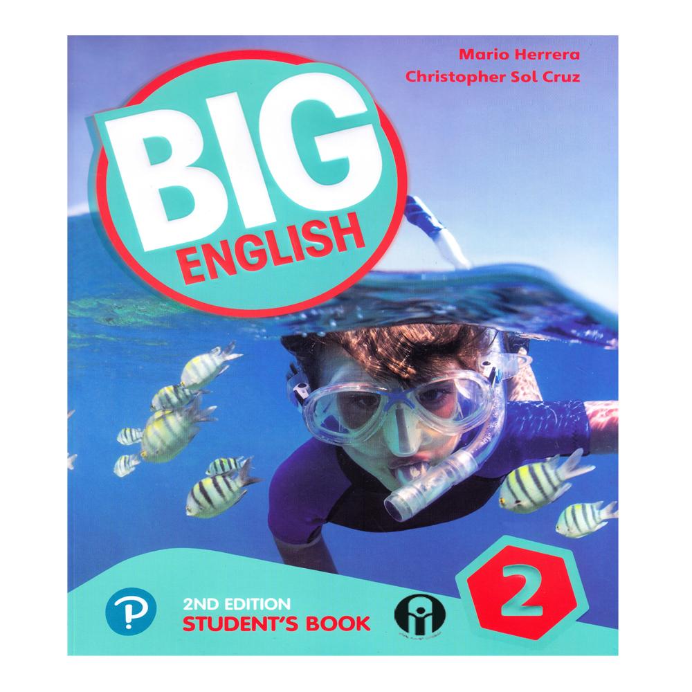 کتاب 2 Big English اثر Mario Herrera And Christopher Sol Cruz انتشارات الوندپویان