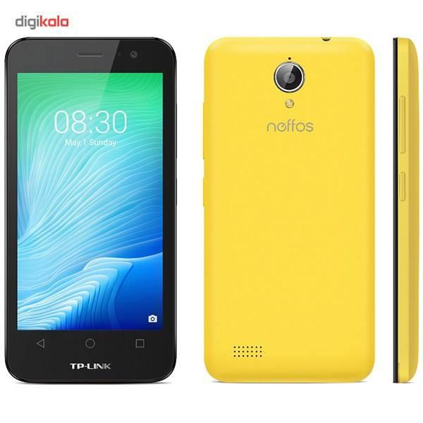 گوشی موبایل تی پی-لینک  مدل Neffos Y5L TP801A دو سیم کارت main 1 11