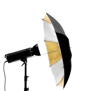 چتر طلایی و نقره ای S39 اس اند اس