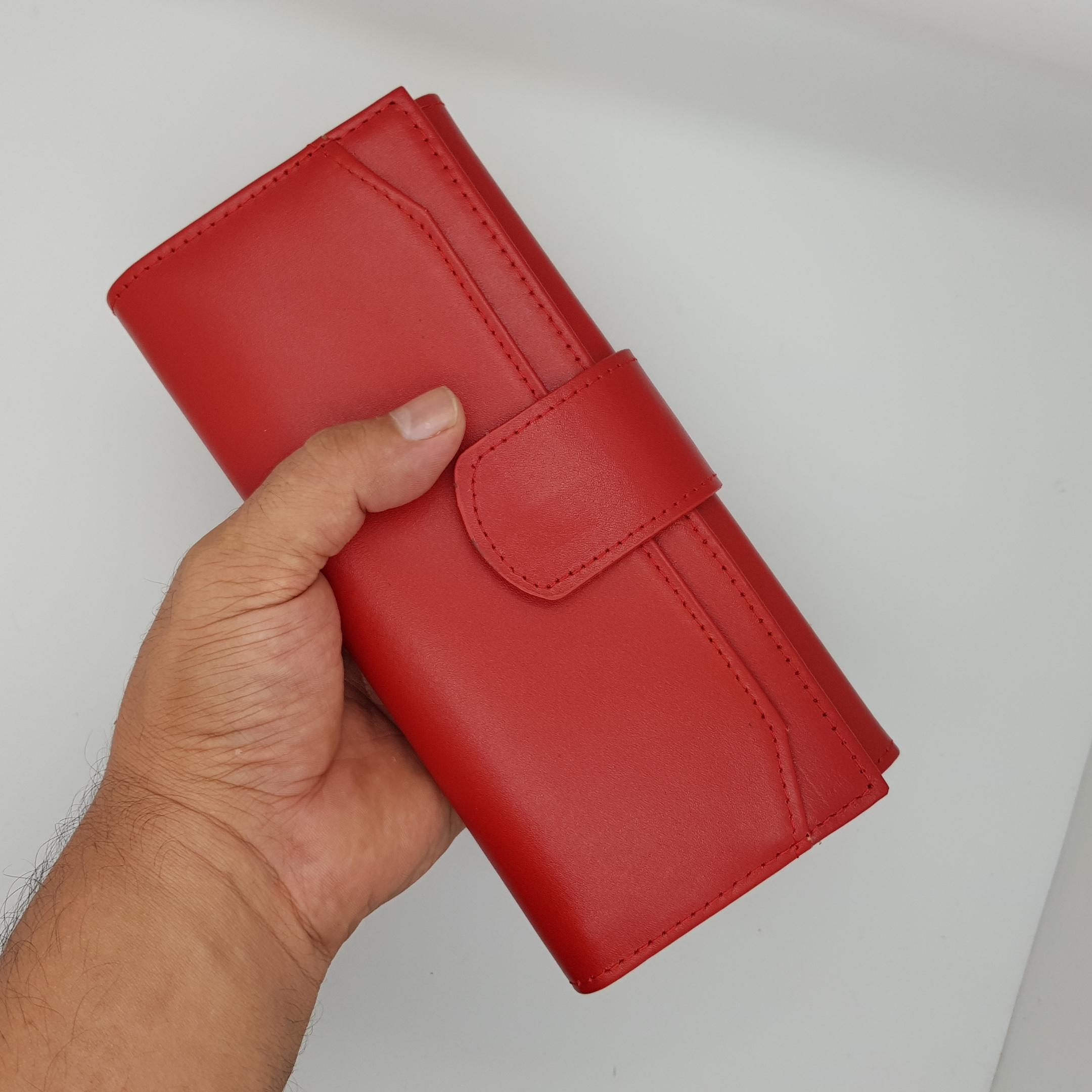 کیف پول زنانه چرم دیاکو مدل 315 -  - 13