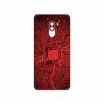 برچسب پوششی ماهوت مدل Red Printed Circuit Board مناسب برای گوشی موبایل شیائومی POCOPHONE F1