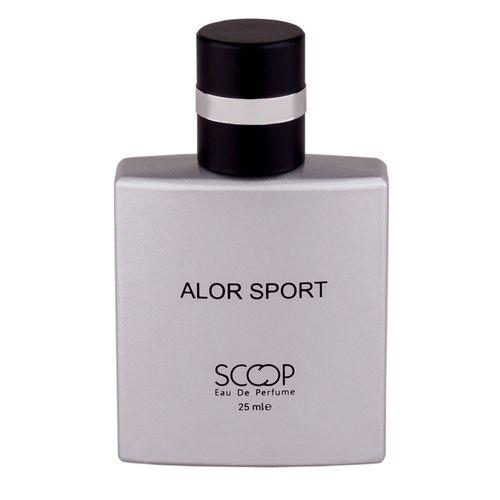 عطر جیبی مردانه اسکوپ مدل Alor Sport حجم 25 میلی لیتر